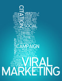 "Word Cloud ""Viral Marketing"""