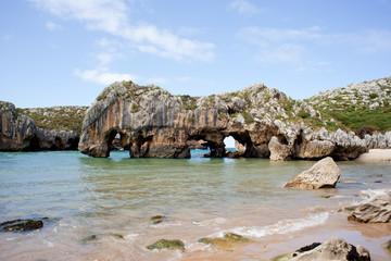 Cuevas del Mar, Nueva de Llanes - Asturias in Spain