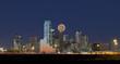 Dallas,Texas Skyline at Night