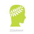 Logo laurel wreath  # Vector