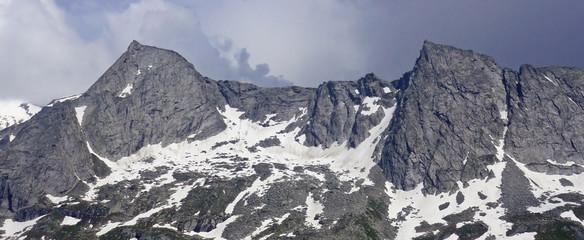 Pointe de l'Observatoire et Cime des Planettes (Vanoise)