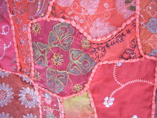 Middle Eastern quilt
