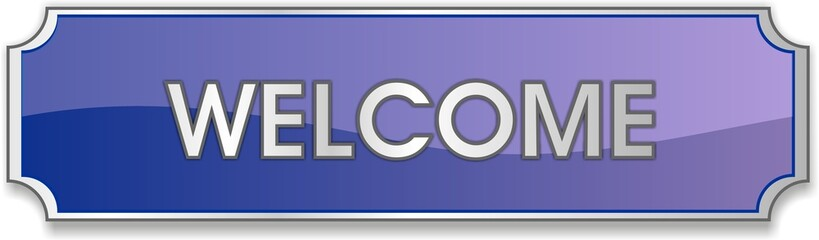 bouton welcome