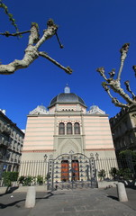 Beth Yaakov Synagogue, Geneva, Switzerland