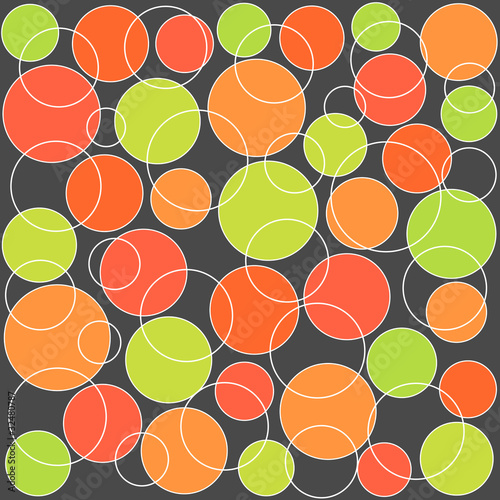 Seamless circles