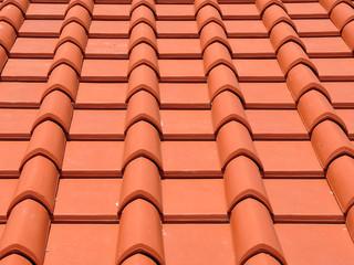 neues dach aus tonziegel