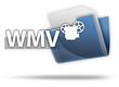 "3D Style Folder Icon ""WMV"""