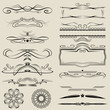 Calligraphic shapes