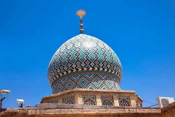 Dome of Nasir al-Mulk Mosque