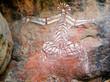 Aboriginal rock, Nourlangie, Kakadu N/P, Australia