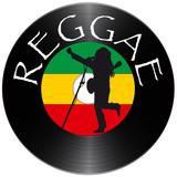 Fototapety Vinyle_Reggae