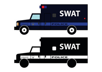 Police car 11