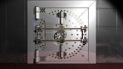 SAFE DOOR