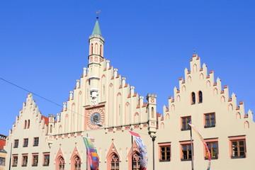 Rathaus von Landshut