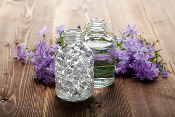 Spa and aromatherapy- essential oils