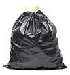 canvas print picture - garbage bag trash waste