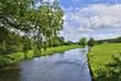 English Countryside River