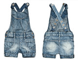 children's denim shorts