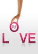 Love - Hand