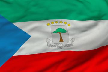 Equatorial Guinean Flag