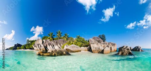 Fototapeten,seychelles,strand,bucht,frühling