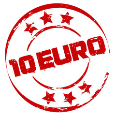 Stempel: 10 Euro