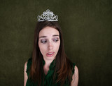Disinterested Homecoming Queen poster
