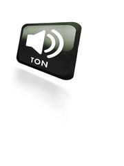 Ton Sound Button schwarz glossy