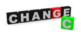 CHANCE durch Veränderung