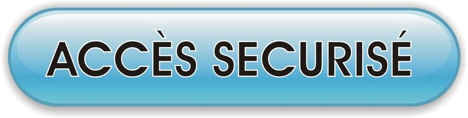 bouton accès securisé