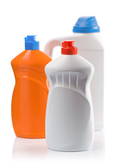 orange and whities bottles