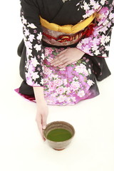 女性・茶道