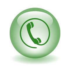 HOTLINE Web Button (helpline support customer service call us)