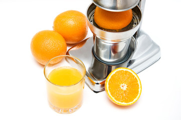 orange fresh juice