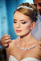 Wedding necklaces Brides