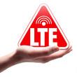 LTE Button, Icon