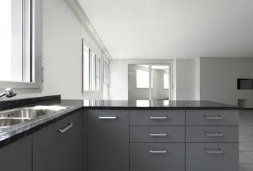 cucina moderna, dettaglio