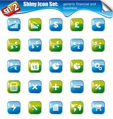 Shiny Icons -SET 2