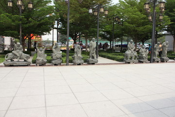 Statue at Thailand