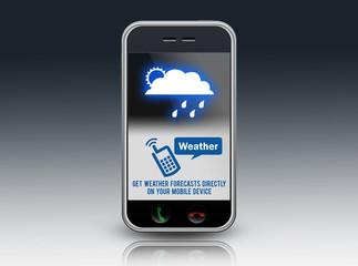 "Smartphone ""Weather Forecasts / Alerts"""