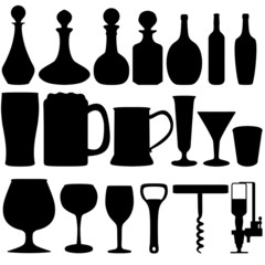 Alcohol objects