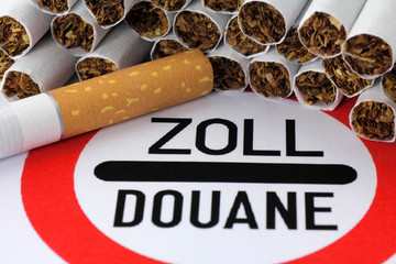 zigaretten zoll