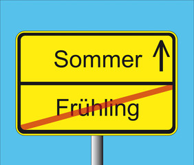Frühling-Sommer