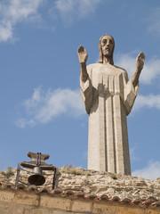Cristo del Otero,Palencia