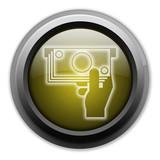 Yellow Button (Dark/Glow)