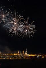 Elbfeuerwerk Dresden