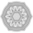 Guilloche - Rosette, Symbol, Rosetta, Sicherheit, Muster