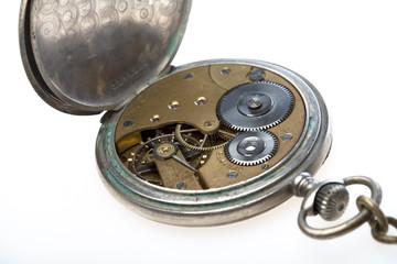 Uhrwerk Taschenuhr