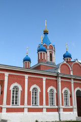 Cathedral in Kolomna Russia