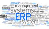 ERP (Enterprise resource planning) poster